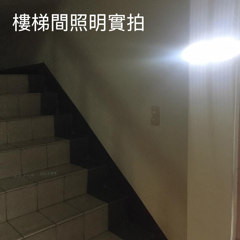 能红外线感应灯,体积小,亮度佳, 稳定性高  适用於流动厕所,楼梯间